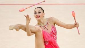Боряна Калейн спечели златен медал на бухалки на финалите в Москва (видео + снимки)