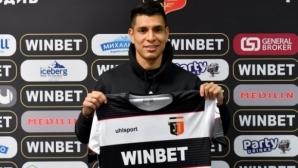 Локомотив (Пд) подписа договор с национал на Перу
