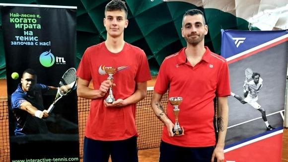 Мартин Боршуков спечели четвъртия чалънджър, провел се на Via Tennis Star