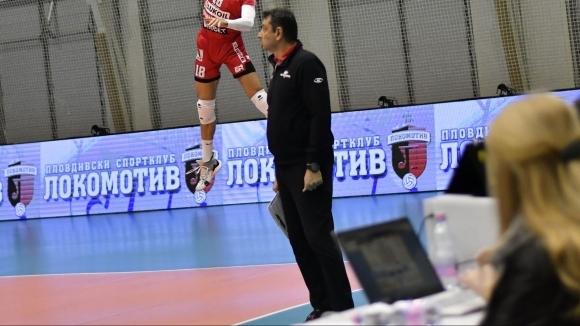 Николай Желязков: Показахме страхотен характер и съм много доволен от показаното