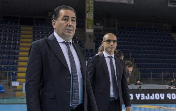 Лубе уволни Фердинандо Де Джорджи