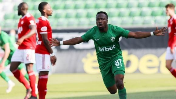 Лудогорец 0:0 ЦСКА-София, сериозни липси и в двата отбора