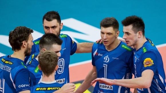 Безупречен Цветан Соколов! Динамо (Москва) с победа №21 в Суперлигата на Русия (видео + снимки)