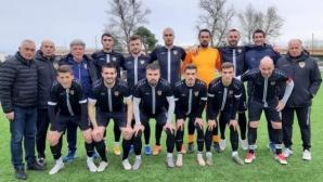Двама българи дебютираха с равенство в Косово