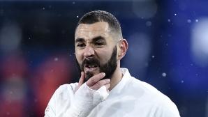 Реал Мадрид се отправя към Бергамо с много проблеми и без голямото си оръжие в атака