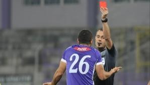 Футболисти на Созопол и Литекс изгърмяха задълго със спрени права, БФС наказа куп играчи