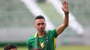 Марселиньо: Мисля да сложа край на футболната си кариера, имам си друг бизнес