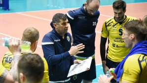 Драган Иванов: Отборът на Дунав се постара да ни затрудни, хвърли се с всички сили в този  мач