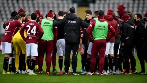 Заразените в Торино станаха осем, мачове на отбора са пред отлагане
