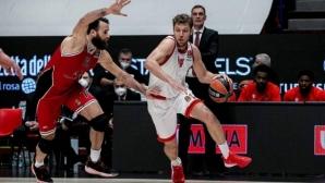 Александър Везенков за мача с ЦСКА: Не съществува лична, а само отборна мотивация