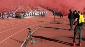 """Offenders: Не сме гонили никого от """"Армията"""""""
