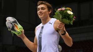Дуплантис поведе световната ранглиста с 6.10 м