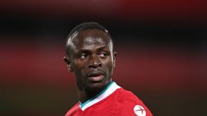 Садио Мане иска Ливърпул да спечели Шампионската лига