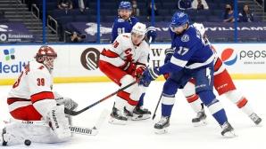 Торонто остава №1 в НХЛ, без Александър Георгиев Рейнджърс падна от Филаделфия