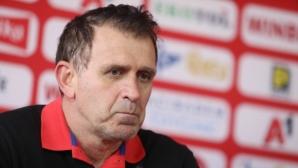 Акрапович: Доволен съм от футболистите, можем да реагираме на всичко (видео)