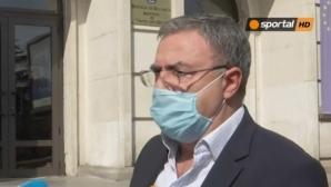 Аврамчев: Аз съм най-малко виновен, досега нямаше проблем с хапчетата в чашки