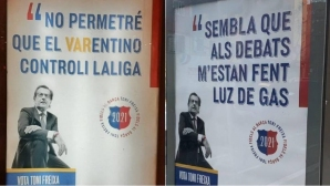 Кандидат за президентския пост в Барса: Няма да позволя на ВАРентино да контролира Ла Лига