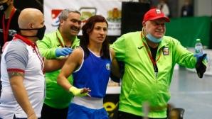 """Стойка Кръстева отнесе французойка и достигна до 1/2-финалите на """"Странджа"""""""