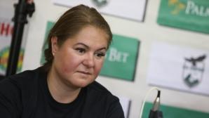 Дани Ганчев е готов да води ЦСКА, каза Ива Уорън