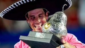 Директорът на турнира в Акапулко: Тази година не можем да си позволим Надал