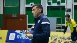 Драган Иванов: Можем да покажем още по-добра игра срещу ЦСКА