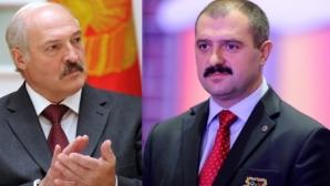 Виктор Лукашенко наследи баща си начело на олимпийския комитет на Беларус