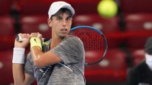 Адриан Андреев: Това е още една крачка в развитието ми като тенисист