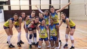 Марица се класира на полуфинал на Купата на България