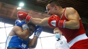 Радослав Панталеев на финал след нов здрав мач (видео + галерия)