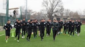 Славия обяви групата за Арда, Мишо Александров може да дебютира срещу бившия си тим