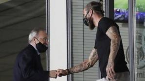 Серхио Рамос се доближава до нов договор с Реал