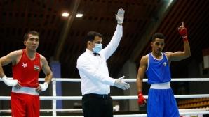Хавиер Ибанес осигури пети финал за България