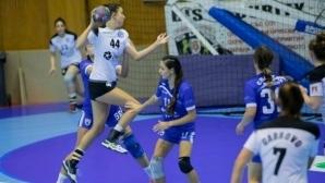 Свиленград победи шампиона Бъки и си гарантира първото място в редовния сезон в женското хандбално първенство