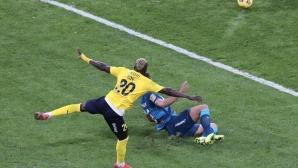 Фантастичен Али Соу шокира Зенит с два гола