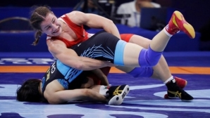 Биляна Дудова и Даниел Александров ще се борят за бронзовите медали на турнира в Киев