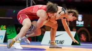 Борците взеха първи 3 медала в Киев