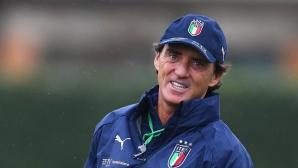Италианската федерация предлага нов договор на Манчини
