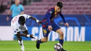 Титуляр на Барселона ще пропусне 3 седмици