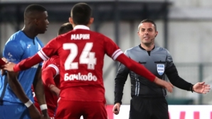 """ЦСКА 1948 0:0 Левски, """"червените"""" без своята звезда"""