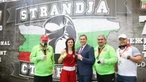 Стойка Кръстева: Голямата ми цел е олимпийски медал