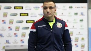 Радослав Панталеев: Щастлив съм, защото конкуренцията бе жестока