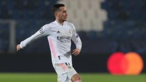 Реал и Лукас Васкес са далеч от разбирателство за нов договор
