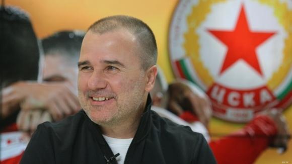 Цветомир Найденов: Ние сме единственият български отбор в efbet Лига