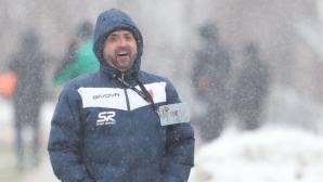 Владимир Димитров: Странични фактори ни попречиха да си тръгнем с вдигната глава от мача