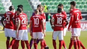 Най-новият в ЦСКА-София може да стартира срещу Черно море