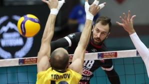 Хебър - Нефтохимик и Добруджа - Монтана на полуфиналите за Купата на България