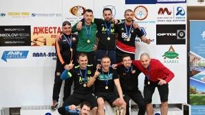 """Амиго е големият шампион във финалния турнир """"Панагюрище рита"""""""