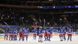 Без Георгиев, Рейнджърс записа 8-ми успех от началото на сезон в НХЛ