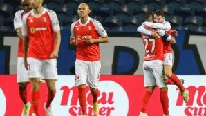 Брага е на финал за Купата на Португалия след зрелище с пет гола срещу Порто