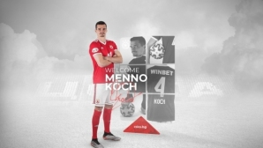Мено Кох за трансфера си в ЦСКА-София: Изненадах се, че струвам толкова много